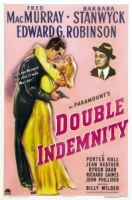 double indemnity - billy wilder