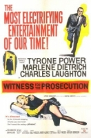 witness for the prosecution - billy wilder