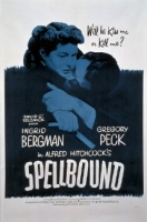 spellbound - alfred hitchcock