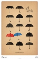 the blue umbrella - saschka unseld
