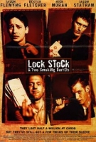 lock, stock and two smoking barrels - guy ritchie