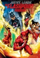 justice league; the flashpoint paradox - jay oliva