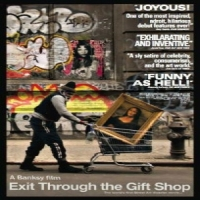 exit through the gift shop - banksy