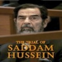 the trial of saddam hussein - esteban uyarra