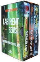 labirent serisi - james dashner