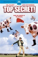top secret - jim abrahams, david zucker ve jerry zucker