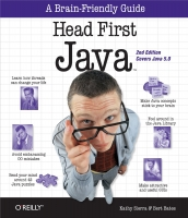 head first java - kathy sierra ve bert bates