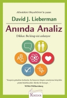anında analiz - david j. lieberman