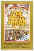 life of brian - terry jones