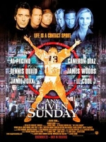 any given sunday - oliver stone