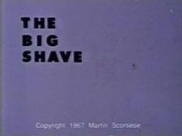 the big shave - martin scorsese