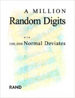 million random digits with 100,000 normal deviates - rand corporation