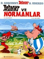 asteriks ve normanlar - rene goscinny, albert uderzo