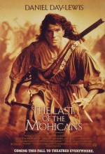 the last of the mohicans - michael mann