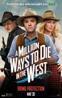 a million ways to die in the west - seth macfarlane