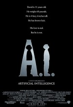 artificial intelligence; ai - steven spielberg