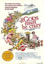 the gods must be crazy - jamie uys