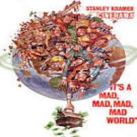 it's a mad mad mad mad world - stanley kramer