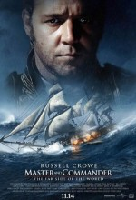 master and commander; the far side of the world - peter weir