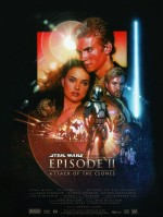 star wars episode ii - attack of the clones - george lucas