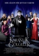 dark shadows - tim burton