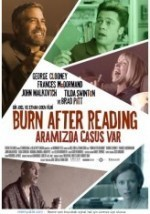 burn after reading - joel coen, ethan coen